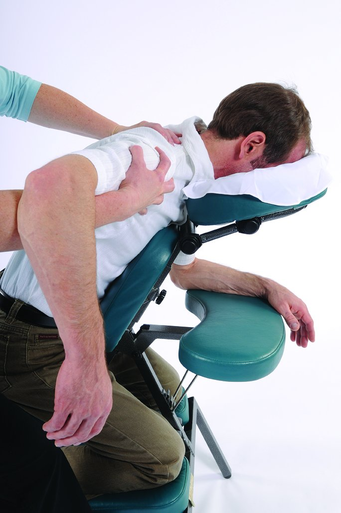Benefits of the Lomilomi Massage Therapy Chair_Manipulation